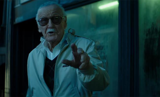 Deadpool 2: Stan Lee