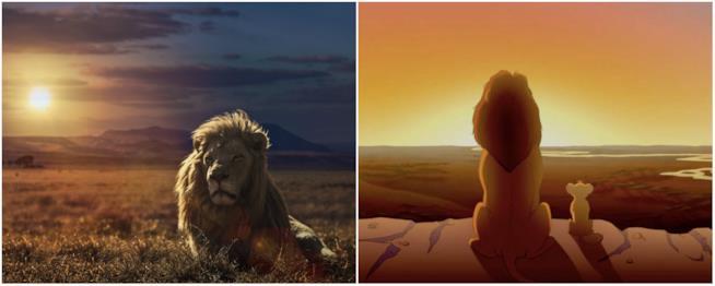 La pianura di Serengeti, tra Kenya e Tanzania, ospita il Re Leone