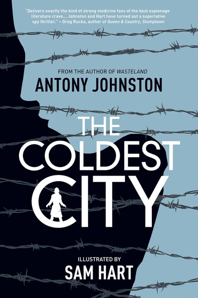 La graphic novel di The Coldest City