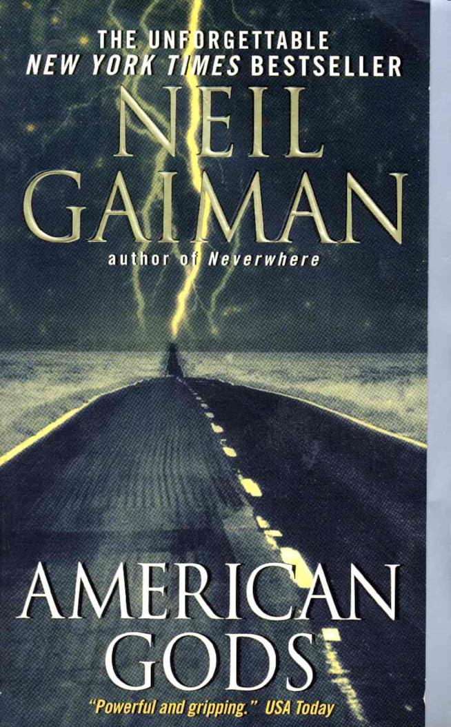 Copertina di American Gods
