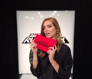 Chiara Ferragni giudice a Project Runway 13