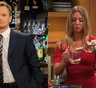 Con quale personaggio delle serie TV vorresti uscire per un aperitivo?