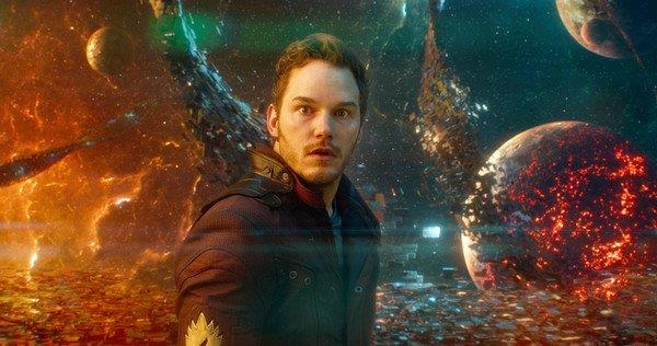 In foto Star-Lord