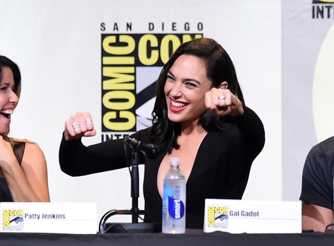 La visione di Wonder Woman sarà sconsigliata ai minori di 13 anni