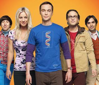 I protagonisti di The Big Bang Theory