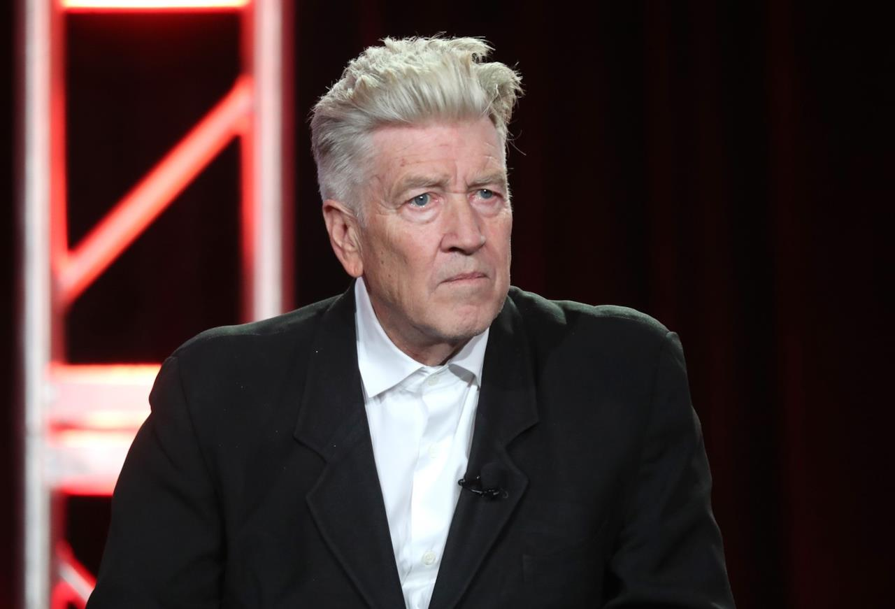 David Lynch al TCA Tour 2017
