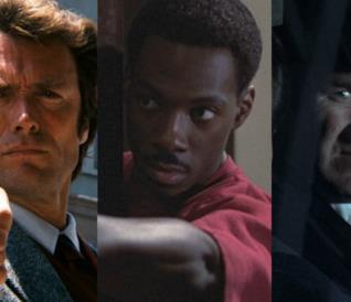 Clint Eastwood, Eddie Murphy e Gene Hackman nella Top 20 dei polizieschi