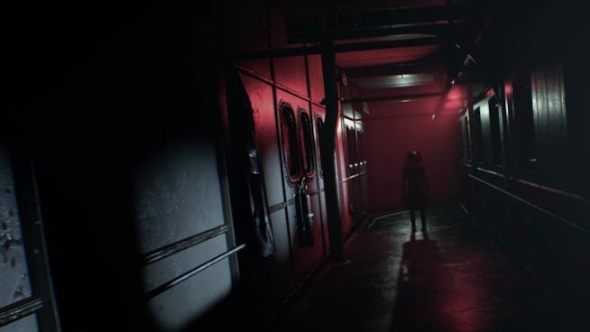 Capcom sta considerando di portare Resident Evil 7 su Nintendo Switch