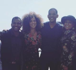 La reunion del cast de Il Principe di Bel-Air