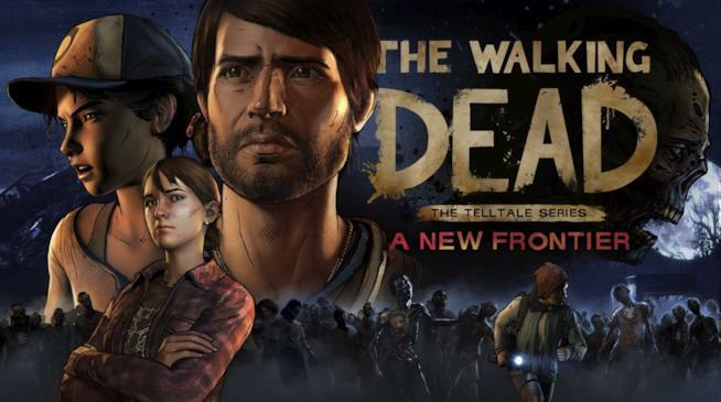 The Walking Dead: A New Frontier di Telltale Games