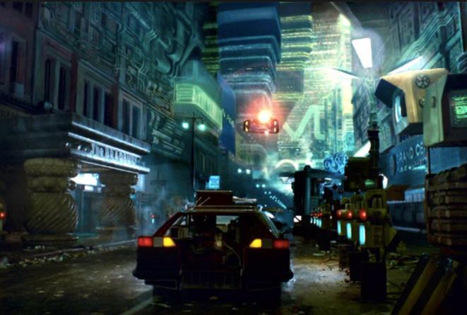 Un'immagine di Blade Runner: 2049