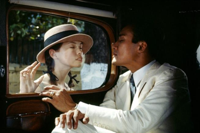 Tony Leung Ka Fai e Jane March in L'Amante