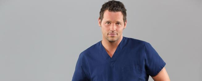Justin Chambers, Alex Karev in Grey's Anatomy