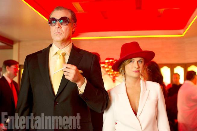 Will Ferrell e Amy Poehler in Casa Casinò