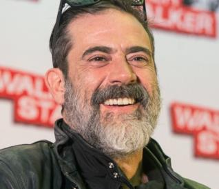 L'attore di The Walking Dead Jeffrey Dean Morgan