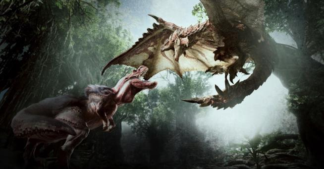 Monster Hunter World, pubblicato un nuovo video gameplay!