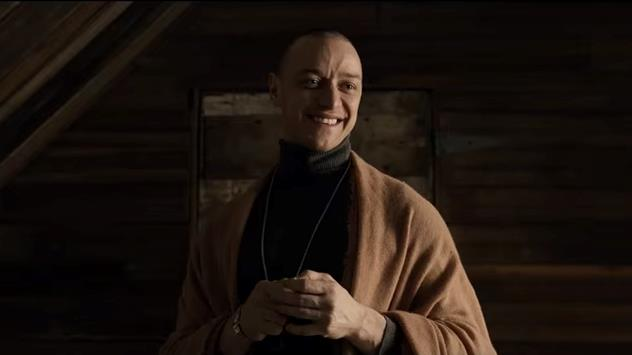 Split è il nuovo horror di M. Night Shyamalan con James McAvoy