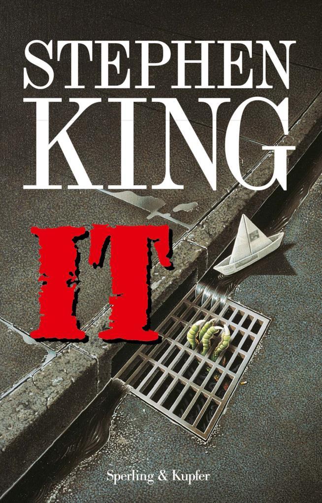 IT è stato scritto da Stephen King