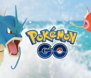 Il Water Festival di Pokémon GO