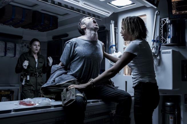 Alien Covenant, il primo trailer è drammatico e spettacolare