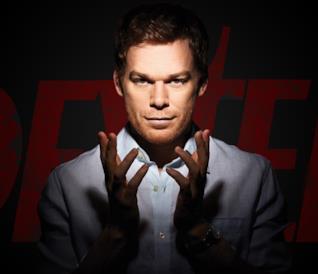 Una locandina di Dexter