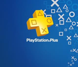 Il celebre logo dorato di PlayStation Plus