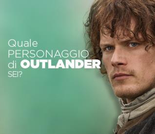 Quale personaggio di Outlander sei?
