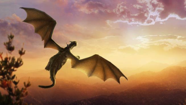 Il Drago Invisibile: sul set con Elliot