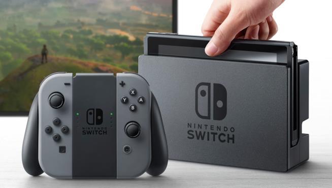 Pad e design di Nintendo Switch, la nuova console giapponese