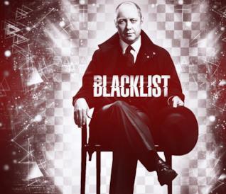 Un'immagine promozionale di The Blacklist