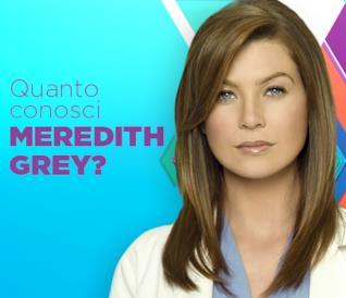 Quanto conosci Meredith Grey?