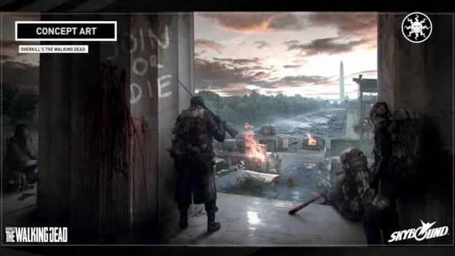 Overkill's The Walking Dead per PS4, Xbox One e PC