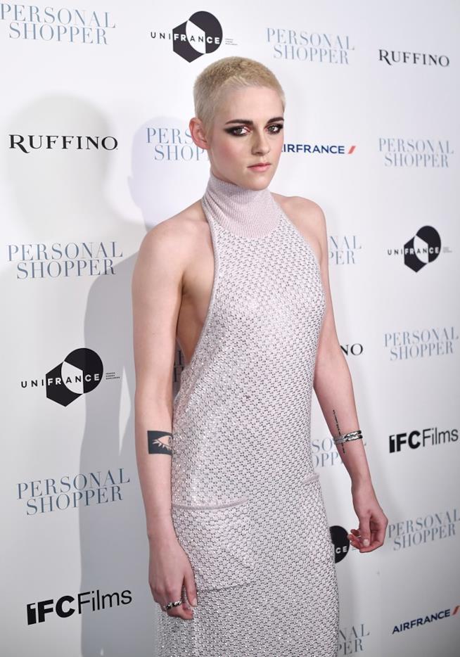 Kristen Stewart alla presentazione di Personal Shopper