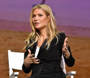 Primo piano di Gwyneth Paltrow