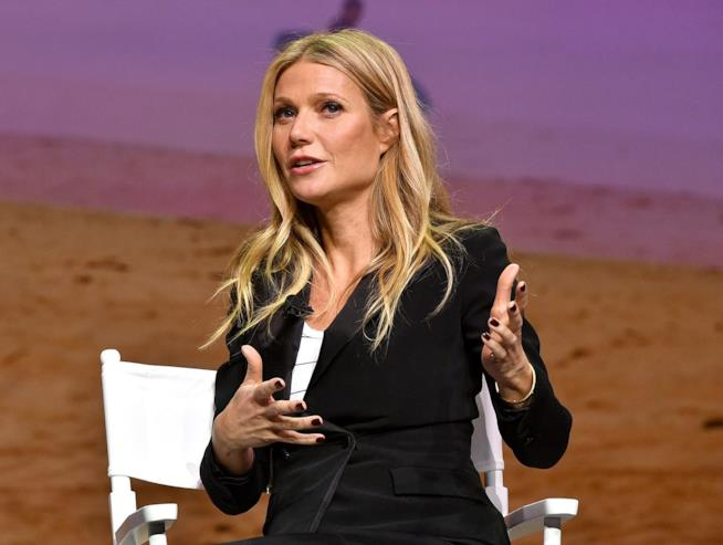 Gwyneth Paltrow e sesso anale: un'abitudine