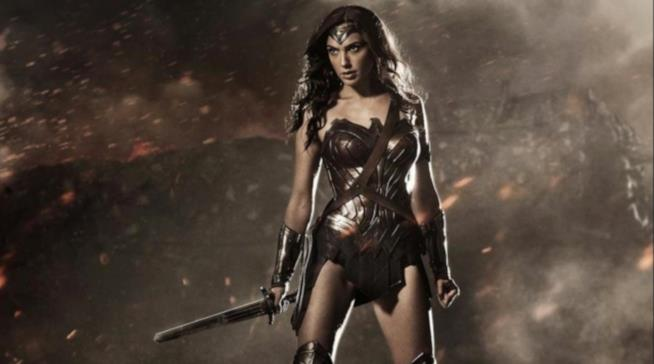 Wonder Woman dal film Batman V Superman