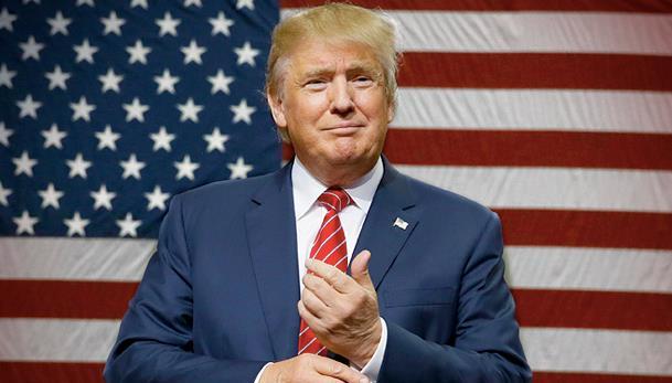 Donald Trump in una foto recente