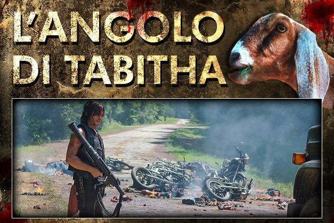 "Tabitha commenta ""Nessuna via d'uscita"""