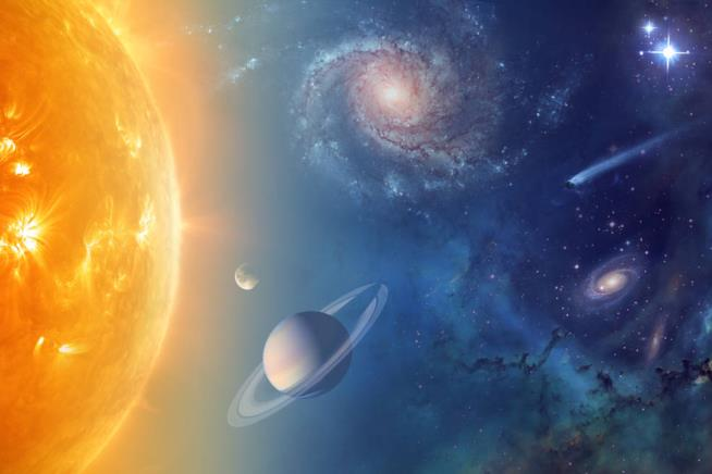 Acqua nel sistema solare?