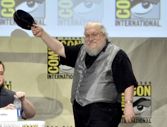 George R. R. Martin al Comic-Con