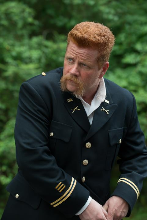 Michael Cudlitz nella mid-season premiere di The Walking Dead 6