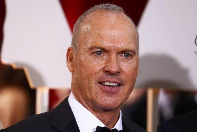 L'attore americano Michael Keaton