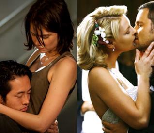 Qual è la coppia più bella di sempre delle Serie TV?