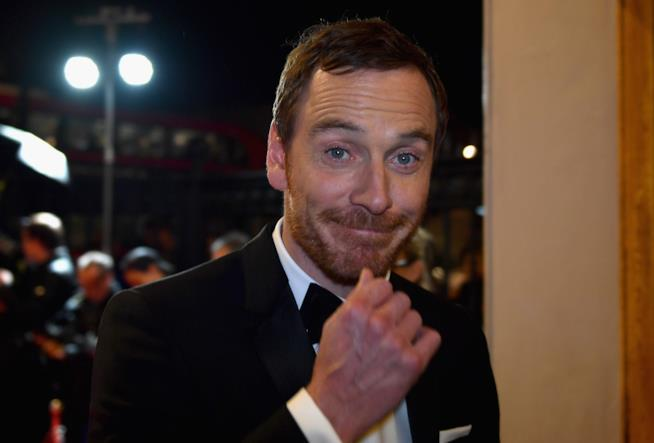 Michael Fassbender parla un po' del film di Assassin's Creed!