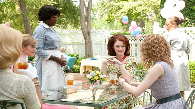 Viola Davis nel film The Help