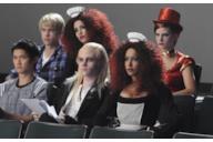 Santana, Kurt e il gruppo di Glee si prepara per The Rocky Horror Picture Show