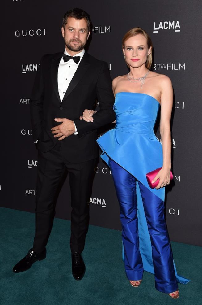 Joshua Jackson e Diane Kruger quado stavano insieme