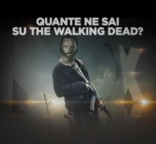 Quante ne sai su The Walking Dead?