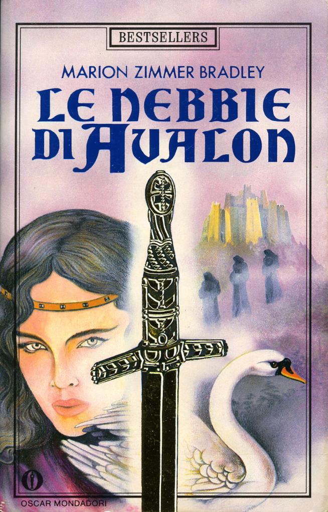 Copertina di Le nebbie di Avalon