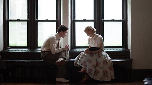 Scena tratta dal film Indignation